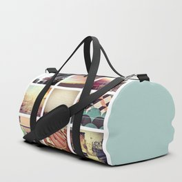New York Scenes Duffle Bag