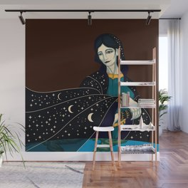 Nyx - Goddess of the Night Wall Mural