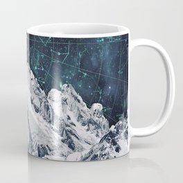 Constellations over the Mountain Coffee Mug