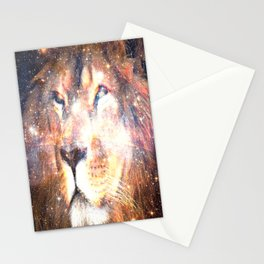 Star Lion Stationery Cards
