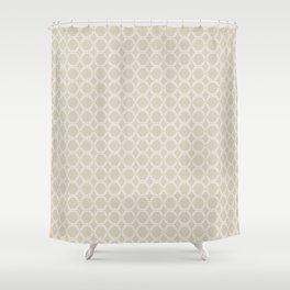 Botanical Frames Shower Curtain