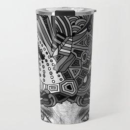 Courage Monotone Travel Mug