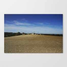 Southern French Countryside 2 Canvas Print