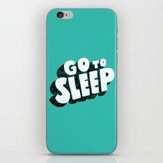 Zzzz iPhone & iPod Skin