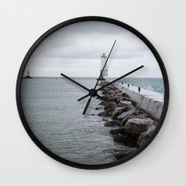 Frankfort North Light Wall Clock