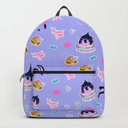 Tamaki Dango pattern Backpack