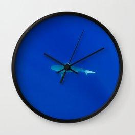 Hawaiian Shark Wall Clock