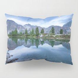 Lago di Limides Blue Hour Pillow Sham