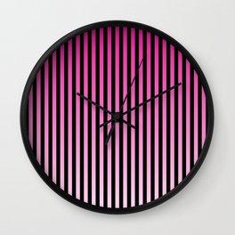 Slimming Pinks Wall Clock