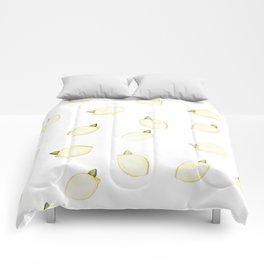 Lemony Comforters