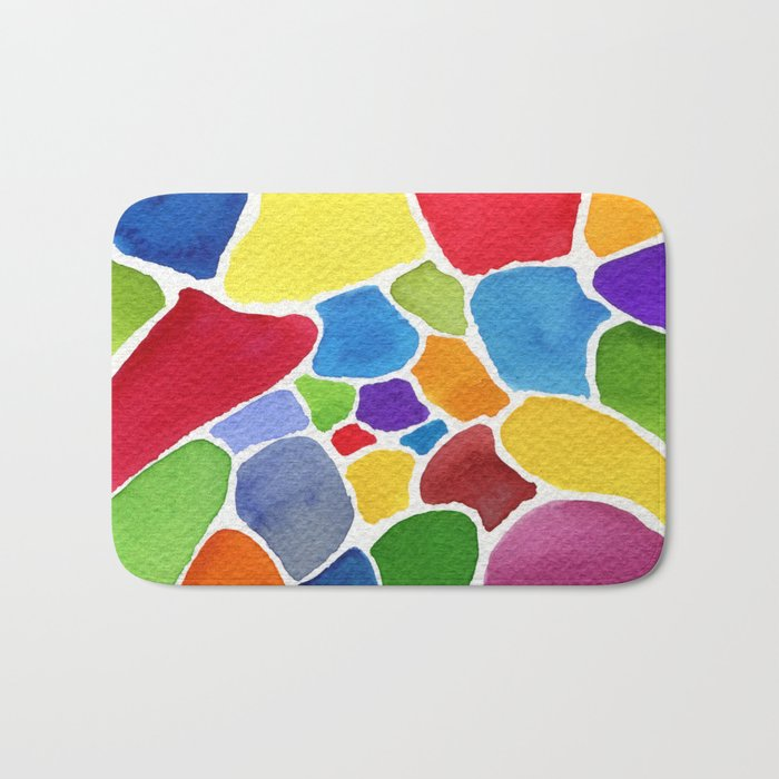 Boundaries Bath Mat