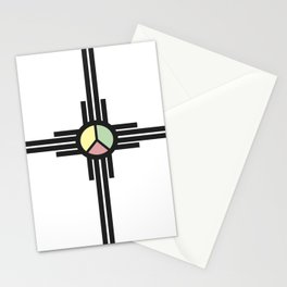 rotes auge Stationery Cards