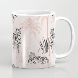 Tiger safari light Coffee Mug