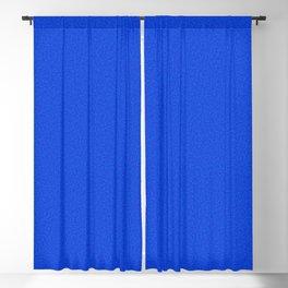 Rough Texture - Plain Royal Blue Blackout Curtain