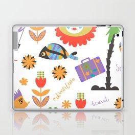 Trav pattern 3h Laptop & iPad Skin