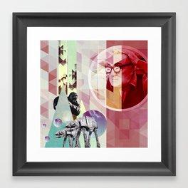 |ADOBE| Framed Art Print