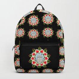 Mandala Tattoo Backpack