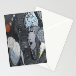 Beings  Stationery Cards