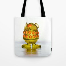 Monster Toy Tote Bag