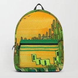 Seaweed City Backpack