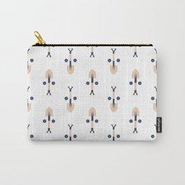 Find the Face: Construction Tools (Patterns Please Series) Carry-All Pouch