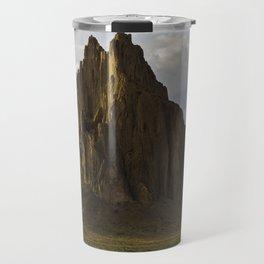 Shiprock, New Mexico. Travel Mug