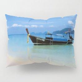 Thailand longboat Pillow Sham