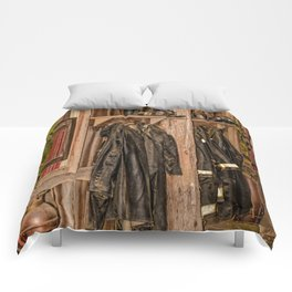 Maker's Mark Fire Department Comforters