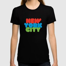 New York City Style T-shirt
