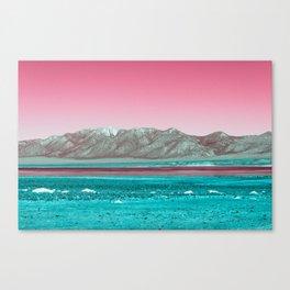 Colourful Skies Canvas Print
