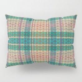 Mild Autumn Plaid Pillow Sham