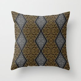JEST GETS COLOR Throw Pillow