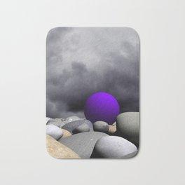 lost somewhere -1- Bath Mat