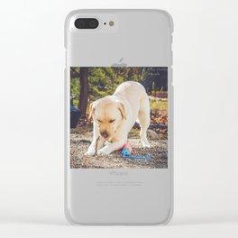 Bauer Clear iPhone Case
