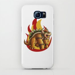 King Bowser iPhone Case