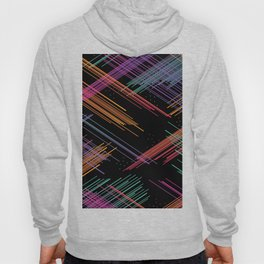 Colored Lines Hoody
