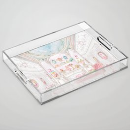 French Patisserie  Acrylic Tray