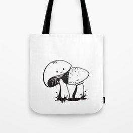 Cute mushrooms Tote Bag