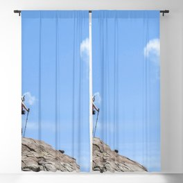 Peak Motivation Blackout Curtain