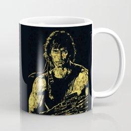 John Rambo - The Legend Coffee Mug
