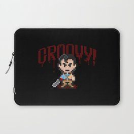 Evil Dead Pixels Laptop Sleeve