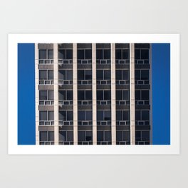 CFO Building Art Print