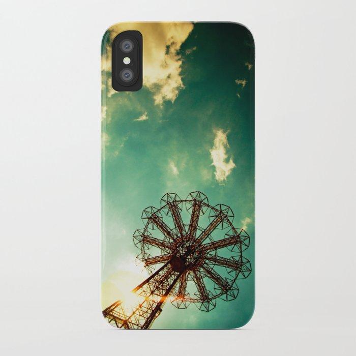 Catch The Wind iPhone Case