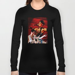 Do it With a Rockstar - Amanda Palmer Long Sleeve T-shirt