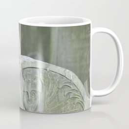 Sparrow in King's Chapel Burying Ground Boston Coffee Mug