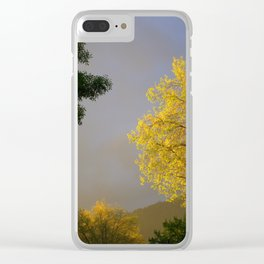 Warburton 7 Clear iPhone Case