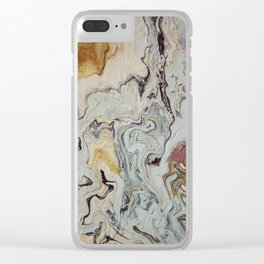 DUENDE Clear iPhone Case