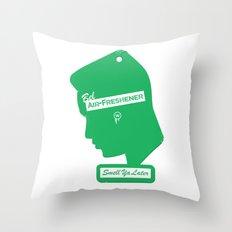 Freshest Throw Pillow