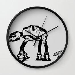 Like Father Like Son Wall Clock