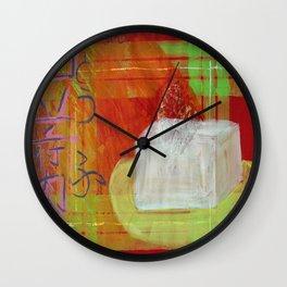 Untitled No.2 Wall Clock
